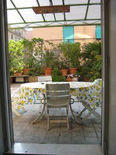roman patio